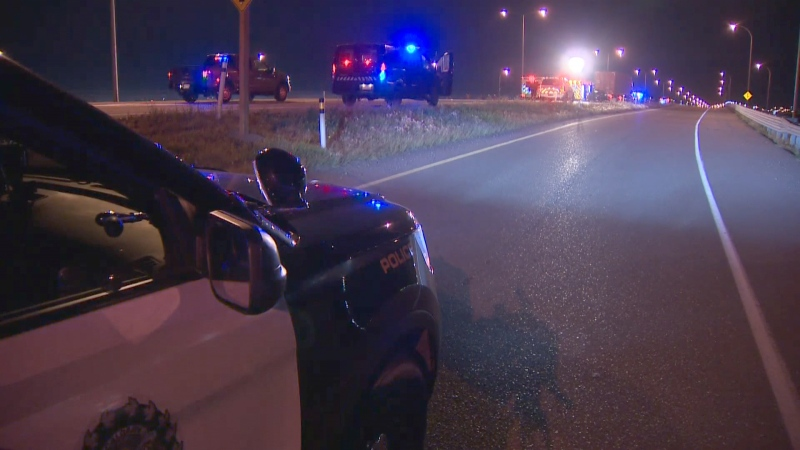 Stoney Trail S.E. fatal crash