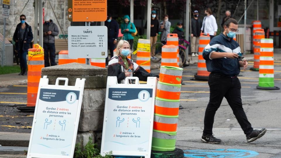 COVID-19 numbers skyrocket in Quebec