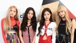 "This image released by Universal Music Group shows members of Blackpink at Sir Lucian Grainge's 2019 Artist Showcase Presented by Citi in Los Angeles on Feb. 9, 2019. The band releases their new album ""The Album"" on Friday. (Jordan Strauss/Invision for Universal Music Group via AP)"