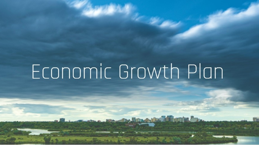 The City of Regina has a goal to become 'Canada's Most Vibrant City' by 2030. This goal is a part of the city's 2020-30 Economic Growth Plan. (Screengrab/City of Regina)