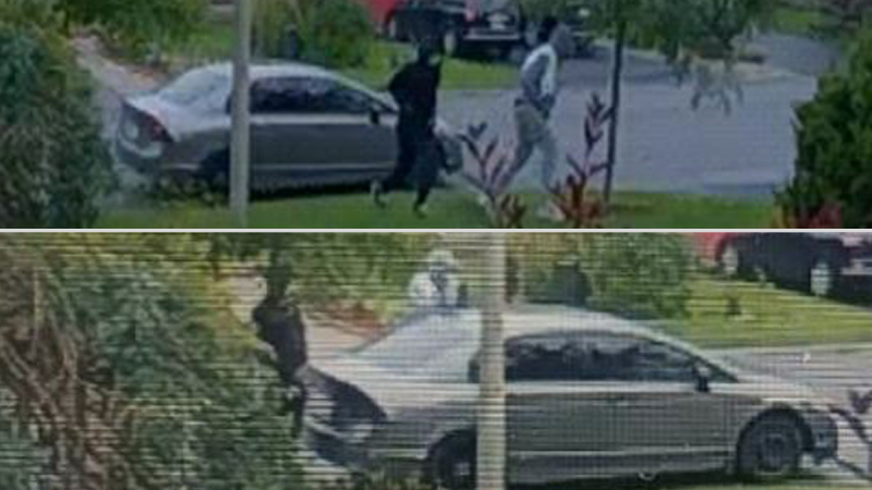 Ottawa Police are looking for four suspects after a home invasion on Whitestone Drive on Sept. 10. (Photo courtesy: Ottawa Police)