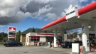 Petro Canada/Double 7 gas bar at the corner of Chatham and Marlborough Streets in Blenheim, Ont., Oct. 1, 2020. (Rich Garton / CTV Windsor)
