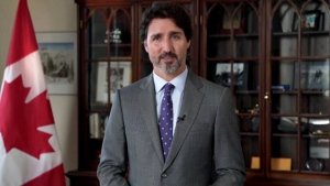 Trudeau addresses UN on gender equality