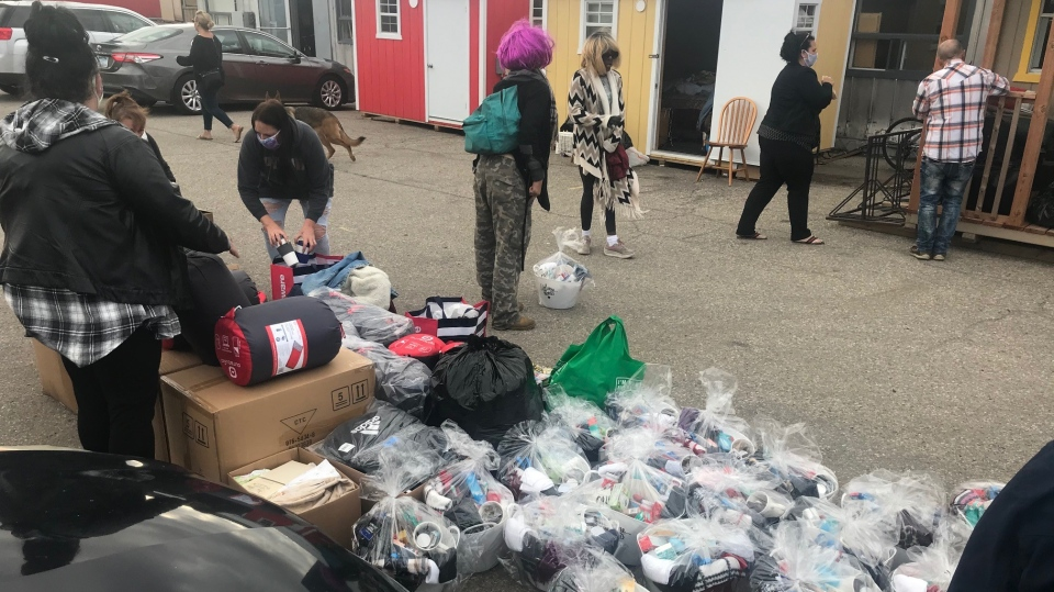 Lot 42 donations