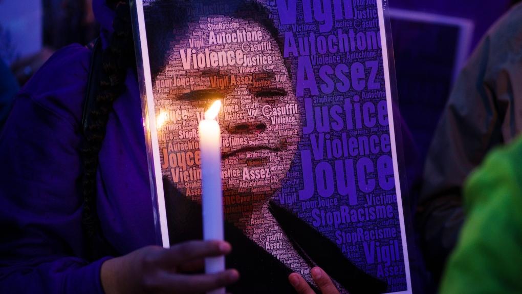 Vigil for Joyce Echaquan