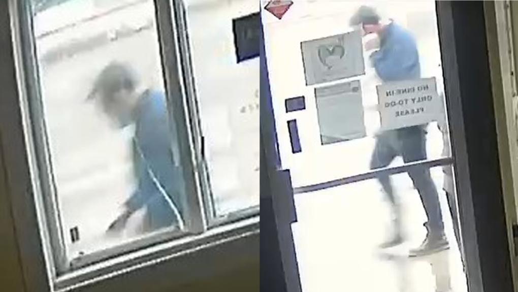 Suspect in alleged sexual assault