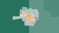 Regina battleground constituencies for the 2020 Provincial Election