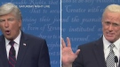 'SNL' recreates the presidential debate