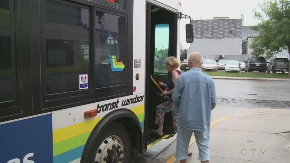 Windsor Transit