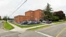 St. Charles Catholic School is seen in screengrab from Google Street View. (Google Maps)