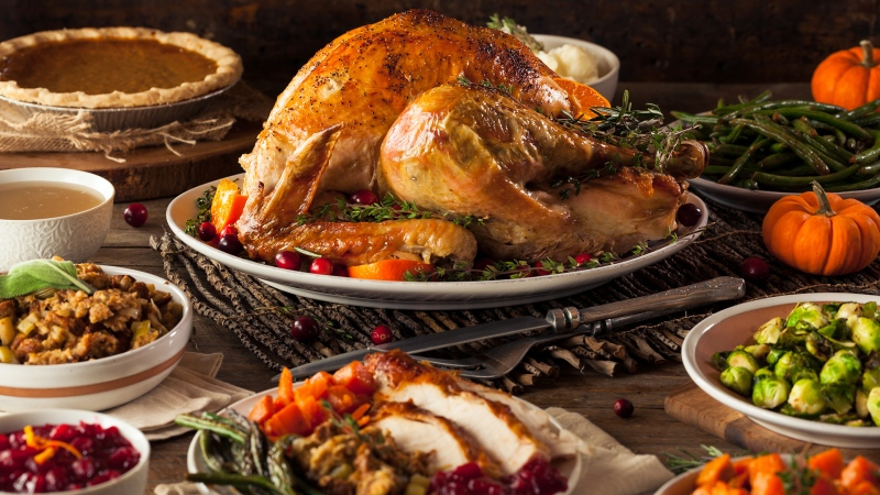 How do you say 'no' to Thanksgiving celebrations t
