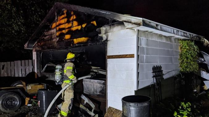 Chatham-Kent fire