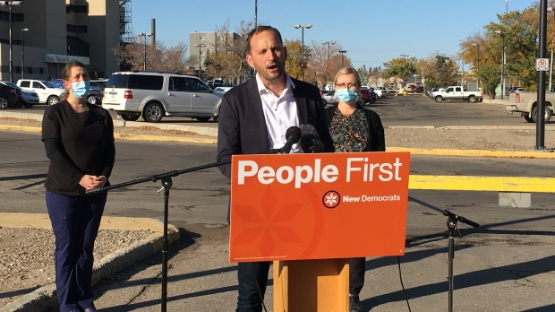 NDP promises to reduce wait times by hiring hundreds of health care workers