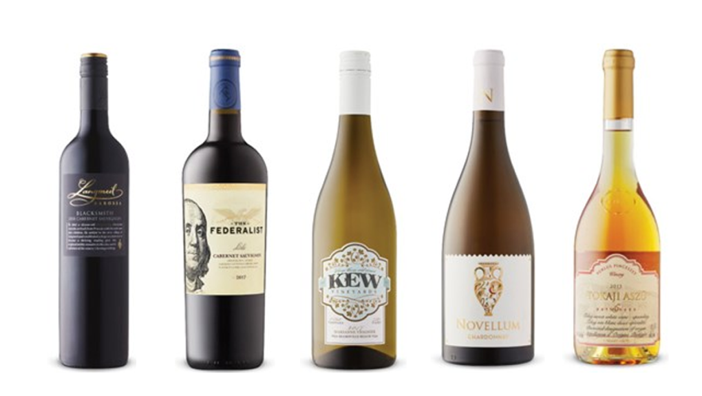 Natalie MacLean's Wines of the Week- Oct. 5, 2020