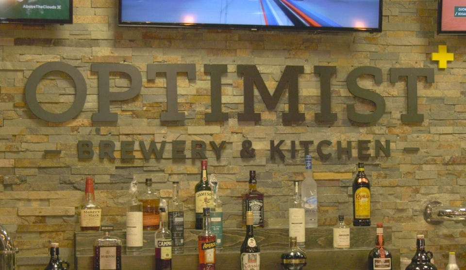 Formerly known as the Tap House Grill and Pub, on Regent Street in Sudbury, is now Optimist Brewery and Kitchen.