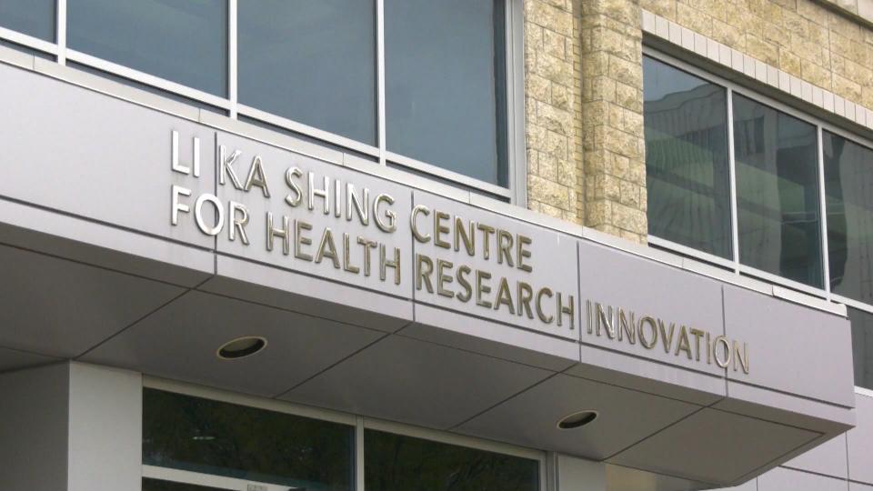 U of A, Li Ka Shing Centre