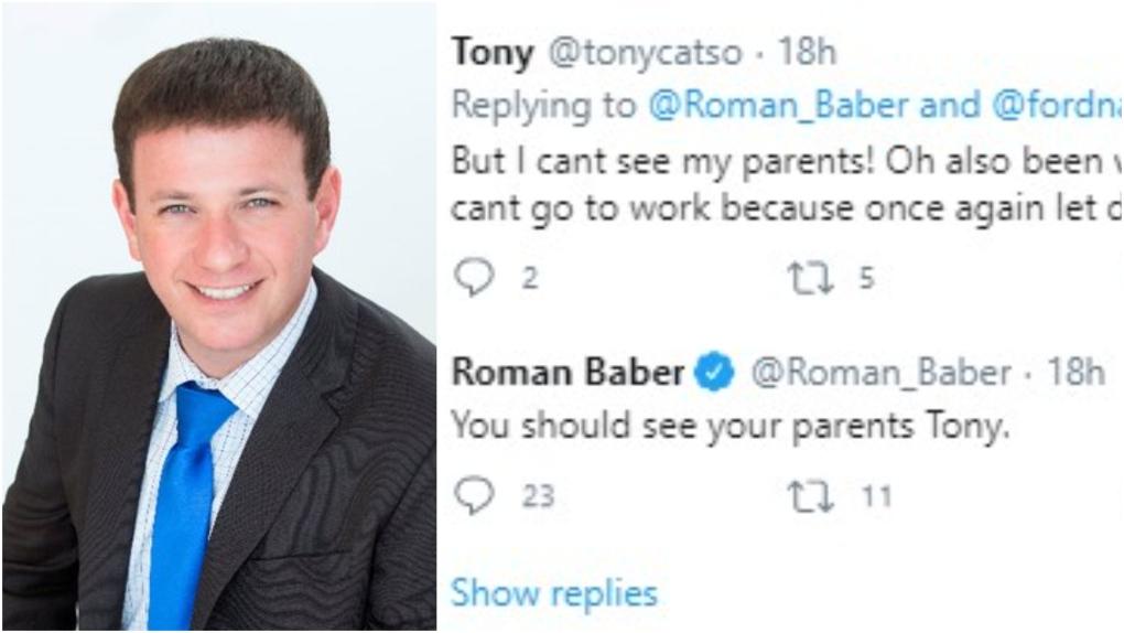 Roman Baber