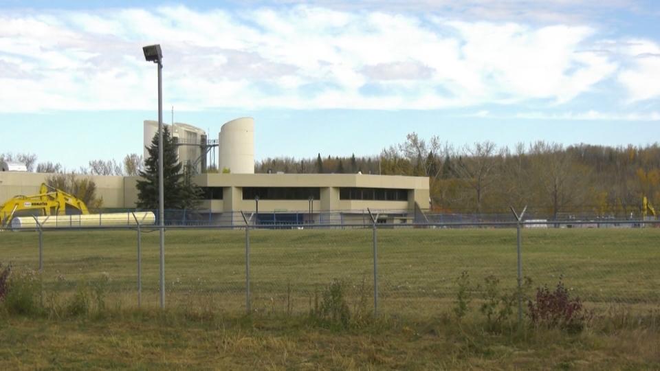 E. L. Smith Water Treatment Plant