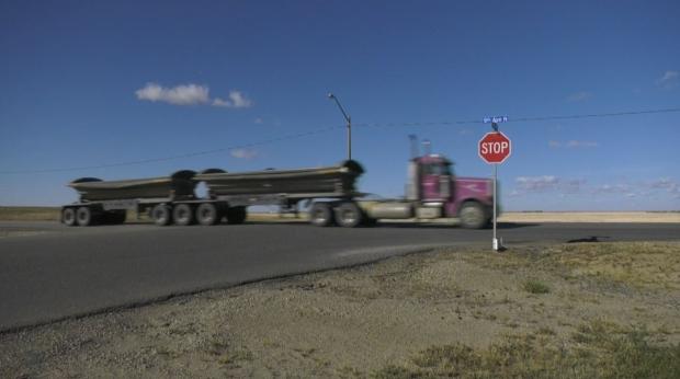 Trucker noise concerns Regina residents