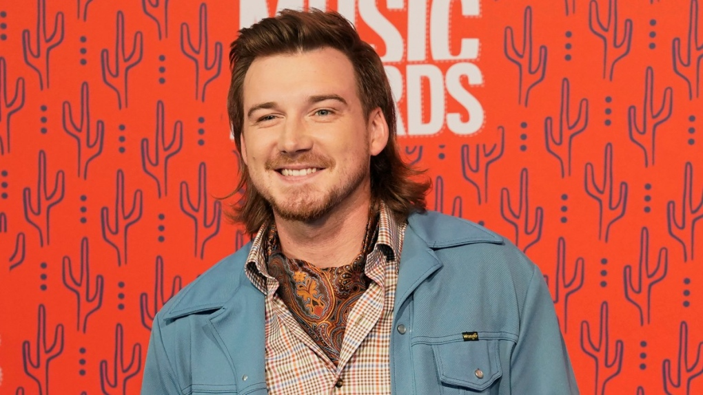 Country Singer Morgan Wallen Suspended From Label After Racial Slur Ctv News