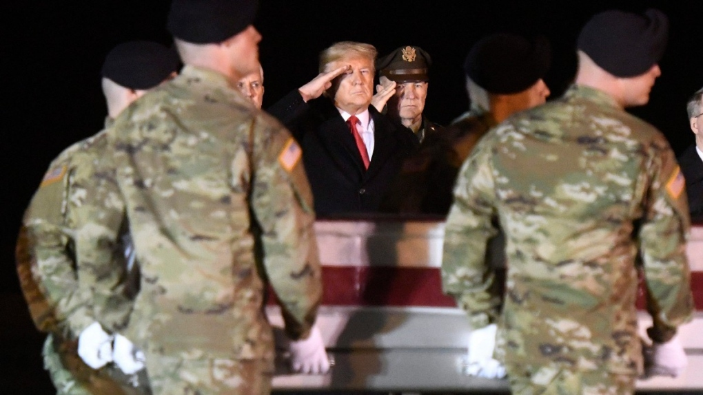 Trump says USA troops in Afghanistan will be home by Christmas