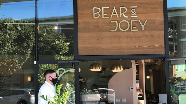 bear and joey