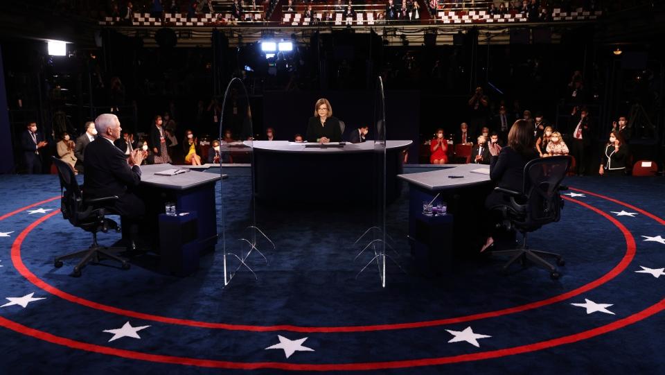 V debate