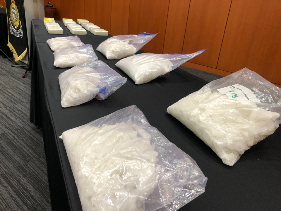 New Westminster drug seizure
