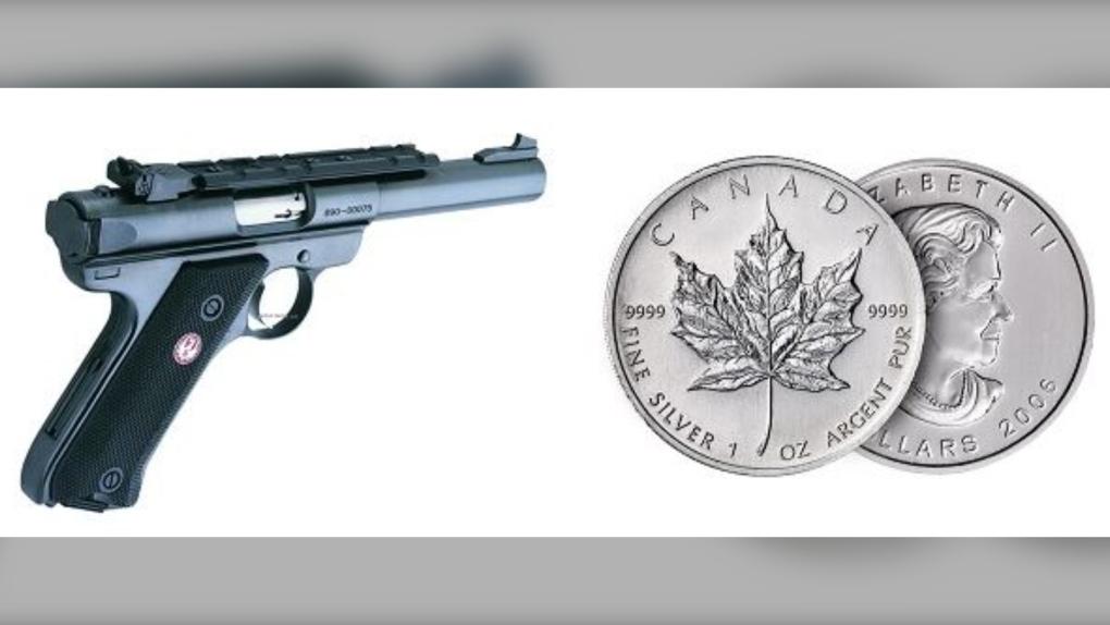 silver coins nanaimo theft