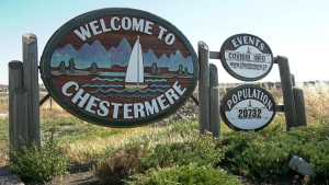 Chestermere city council has approved a 1.1 per cent property tax cut for 2021 (file)