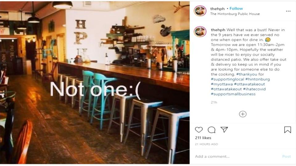HPH Instagram