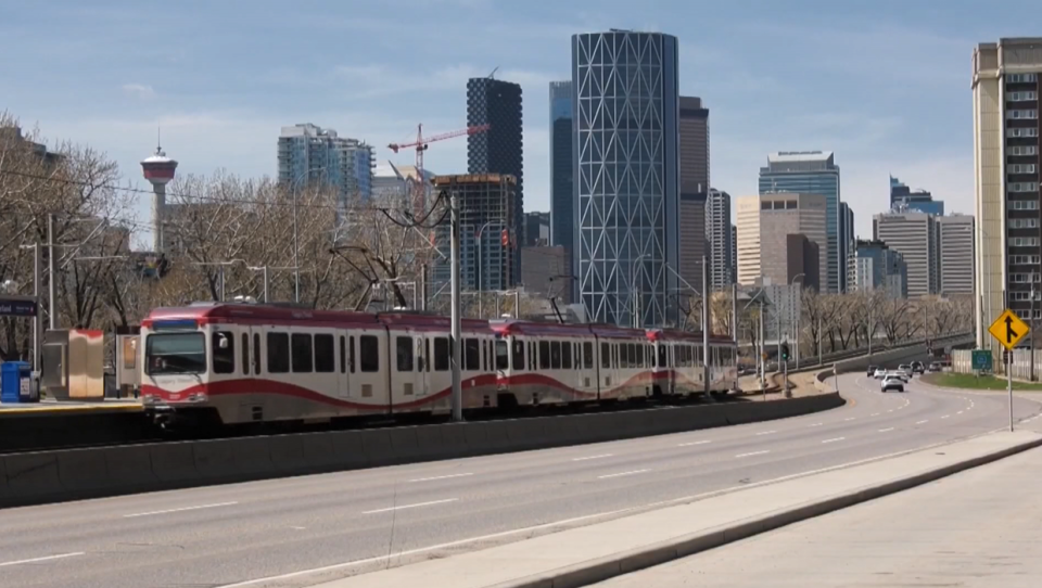 Downtown Calgary, Bridgeland, LRT