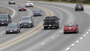 With the Thanksgiving holiday upon us, police agencies across the province will be cracking down on drivers, especially speeders. (Eric Taschner/CTV News)