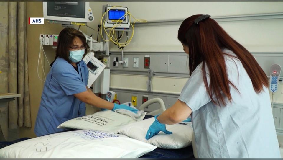 Alberta nurses