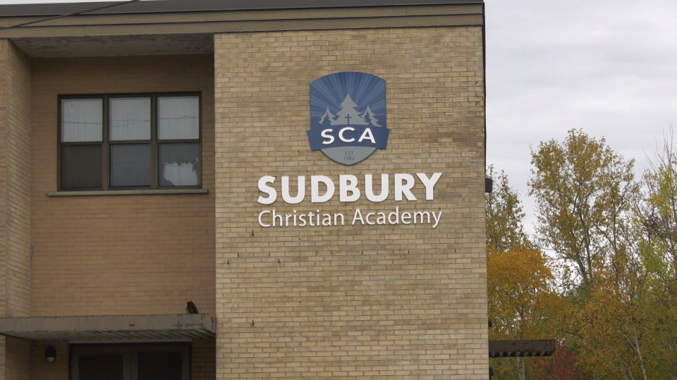The Sudbury Christian Academy