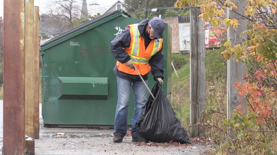 'Fall Community Cleanup' event in Timmins