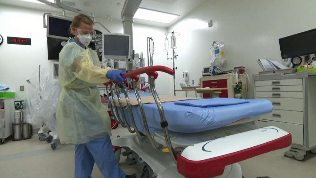 Nurse COVID-19