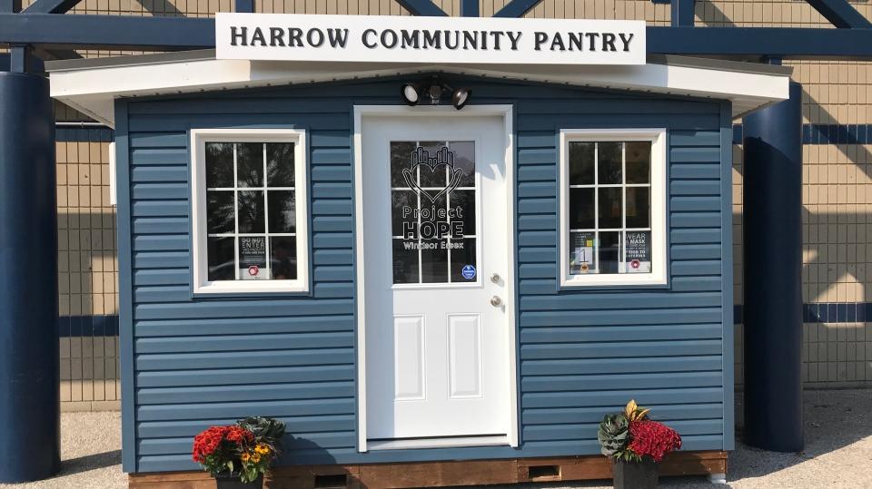 harrow community pantry