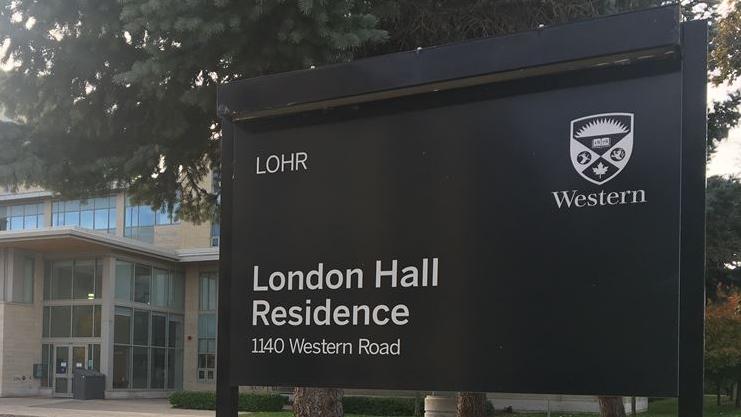 London Hall Residence