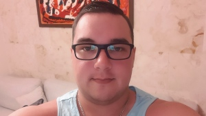 Michael Chicoine, 30, is facing murder charges in connection to the deaths of two young brothers in Wendake, QC. (Photo: Facebook)