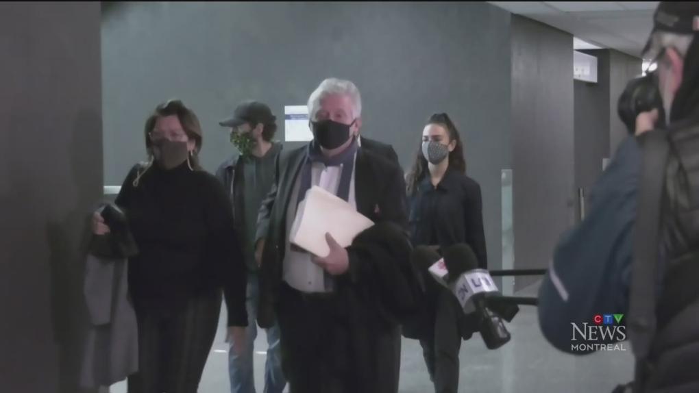 Gilbert Rozon's trial begins