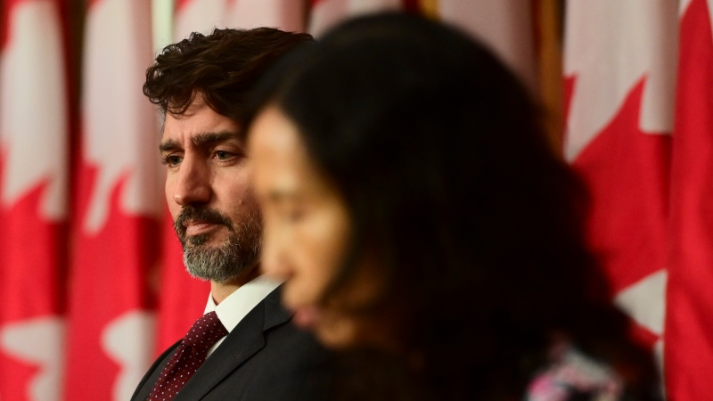 LIVE NOW: PM Trudeau, health officials on COVID-19