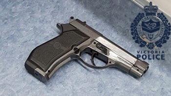 Replica handgun