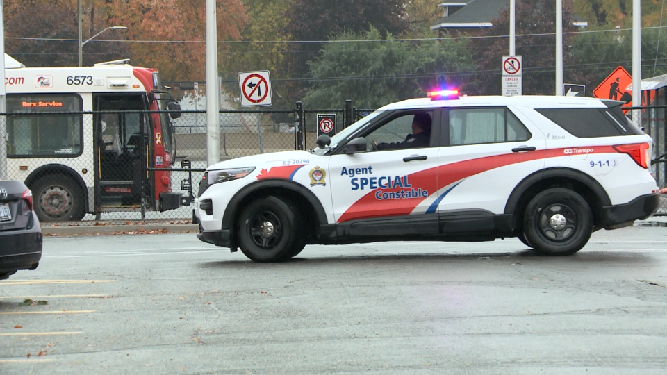 Tunney's Pasture suspicious package Oct 13 2020