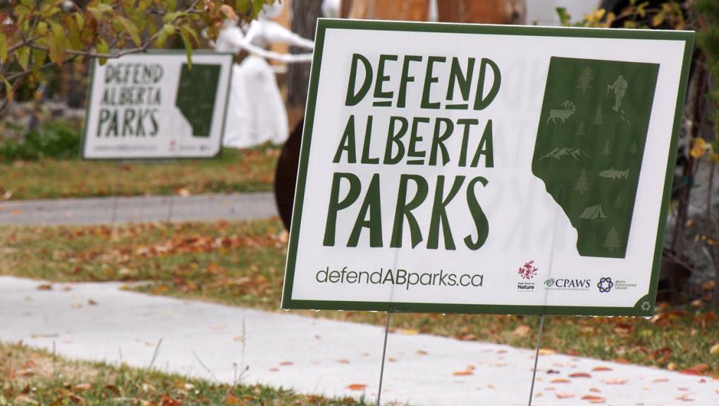 Defend Alberta Parks
