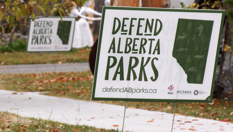 Organizations fighting against the Alberta government's plan to remove almost 200 recreation areas say it will result in those lands becoming inaccessible to Albertans.