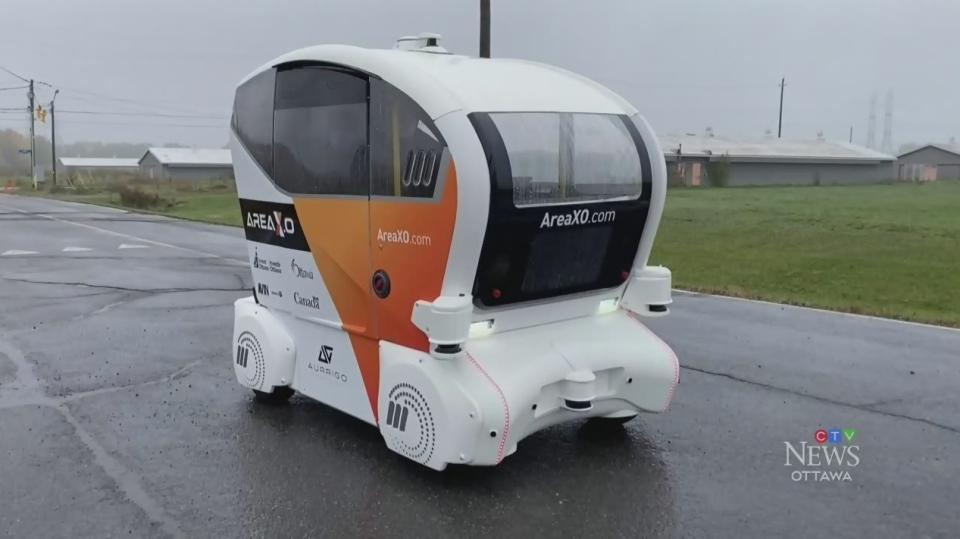 Ottawa a hub for driverless car research