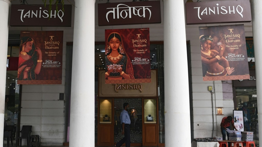 Advertisement of Tanishq 'pulled off air' amid trolls; Boycott call divides Internet