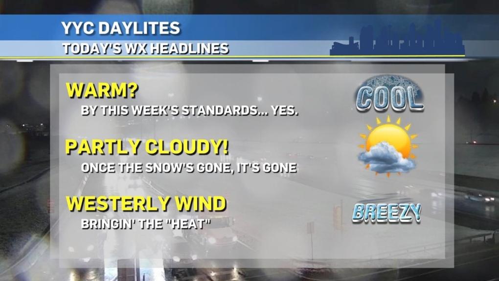 Calgary forecast, Calgary weather, Oct. 14