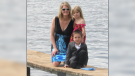"""Jolene Cote's children, Ayden and Adison, were """"the centre of her world,"""" her mother told CTV News. Oct. 14, 2020."""